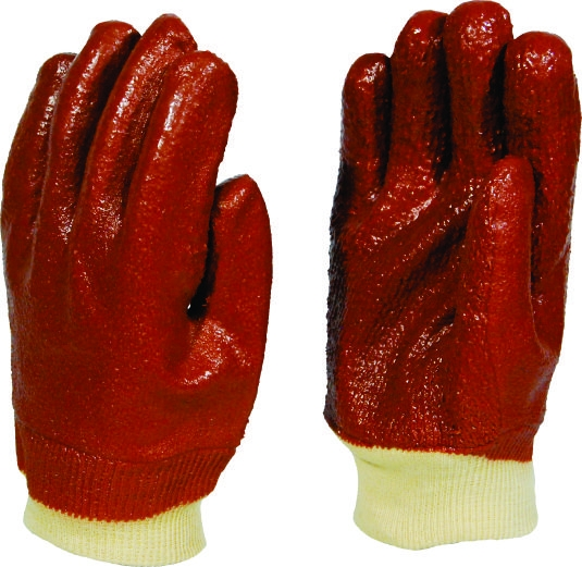 pvc-knitwrist-rough-palm-heavy-duty-glove